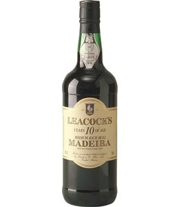 Leacock's Madeira Leacock's Bual 10 Year