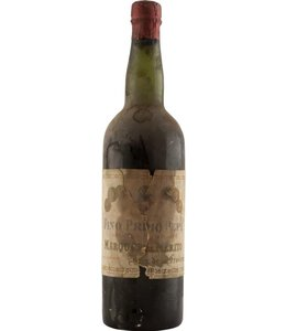 Marques de Mérito Sherry 1925 Marques de Mérito Very Old Dry Sherry