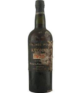 Wiese & Krohn Port 1935 Wiese & Krohne