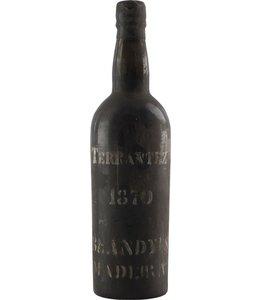 Blandys Madeira 1870 Blandys Terrantez