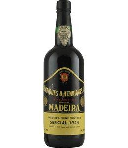 Henriques & Henriques Madeira 1944 Henriques & Henriques