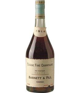 Barnett & Fils Cognac 1914 Barnett Fine Champagne