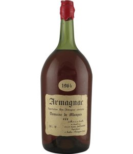 Domaine de Maupas Armagnac 1964 Domaine de Maupas 2.5L