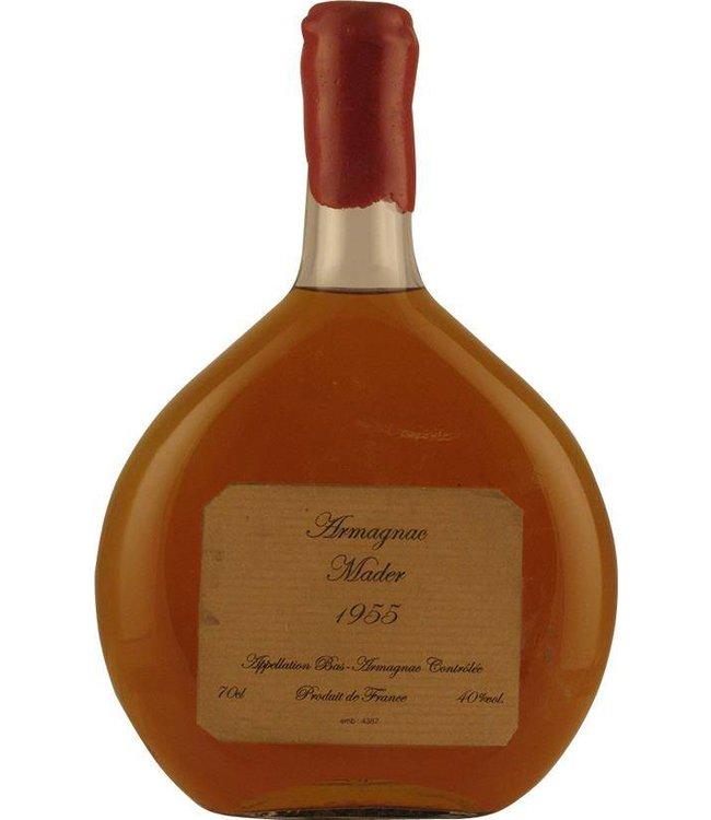 Mader J. Armagnac 1955 Mader J.