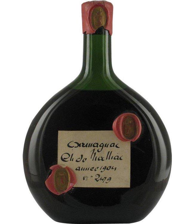 Malliac De Armagnac 1904 Malliac