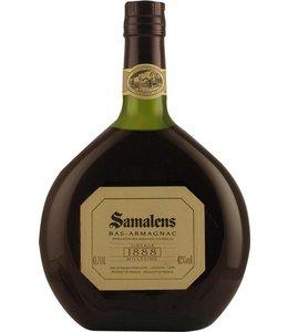 Samalens Armagnac 1888 Samalens Bas-Armagnac