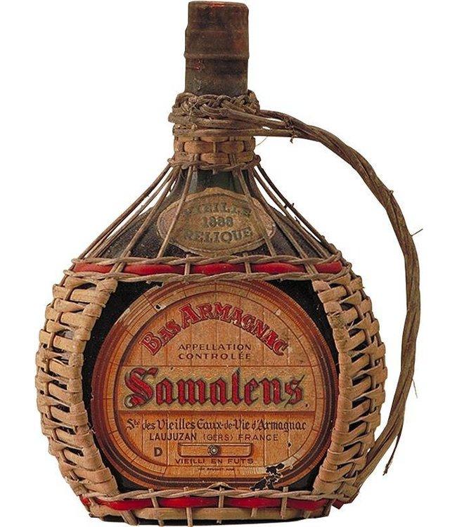 Samalens Armagnac 1888 Samalens St. des Vieilles Eaux-de-Vie d'Armagnac