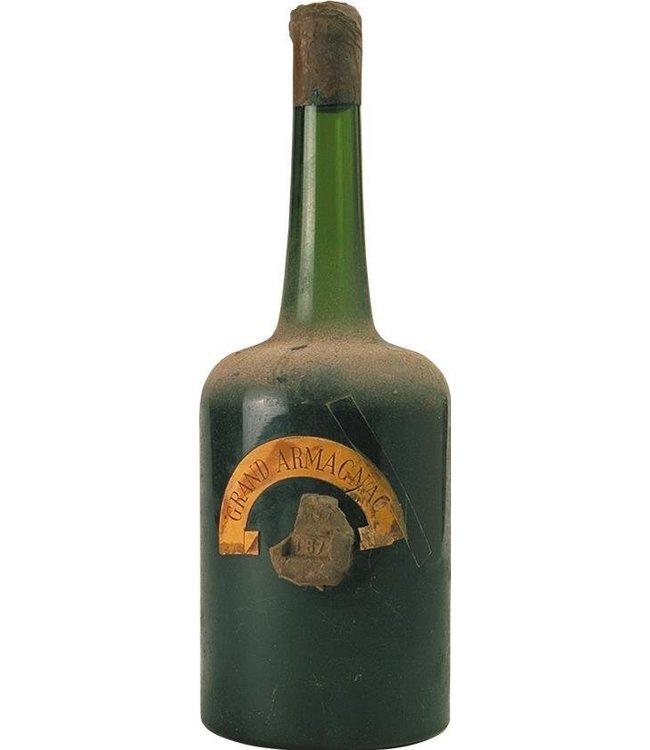 (Unspecified) Armagnac 1877 1.5L