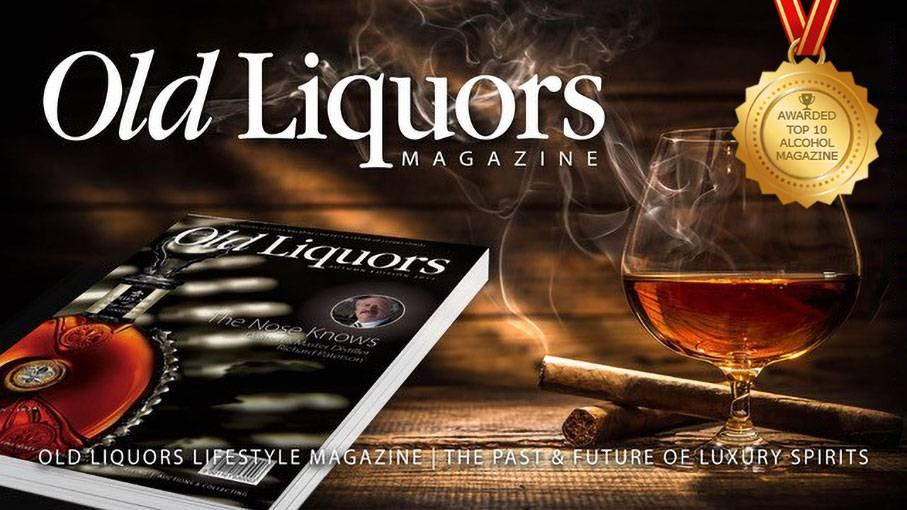 Old Liquors Magazine in Top 5