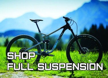 Mountain Full Suspension