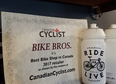 Why shop at Bike Bros?