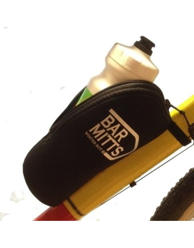 Bar Mitts Neoprene Water Bottle Enclosure and Cage