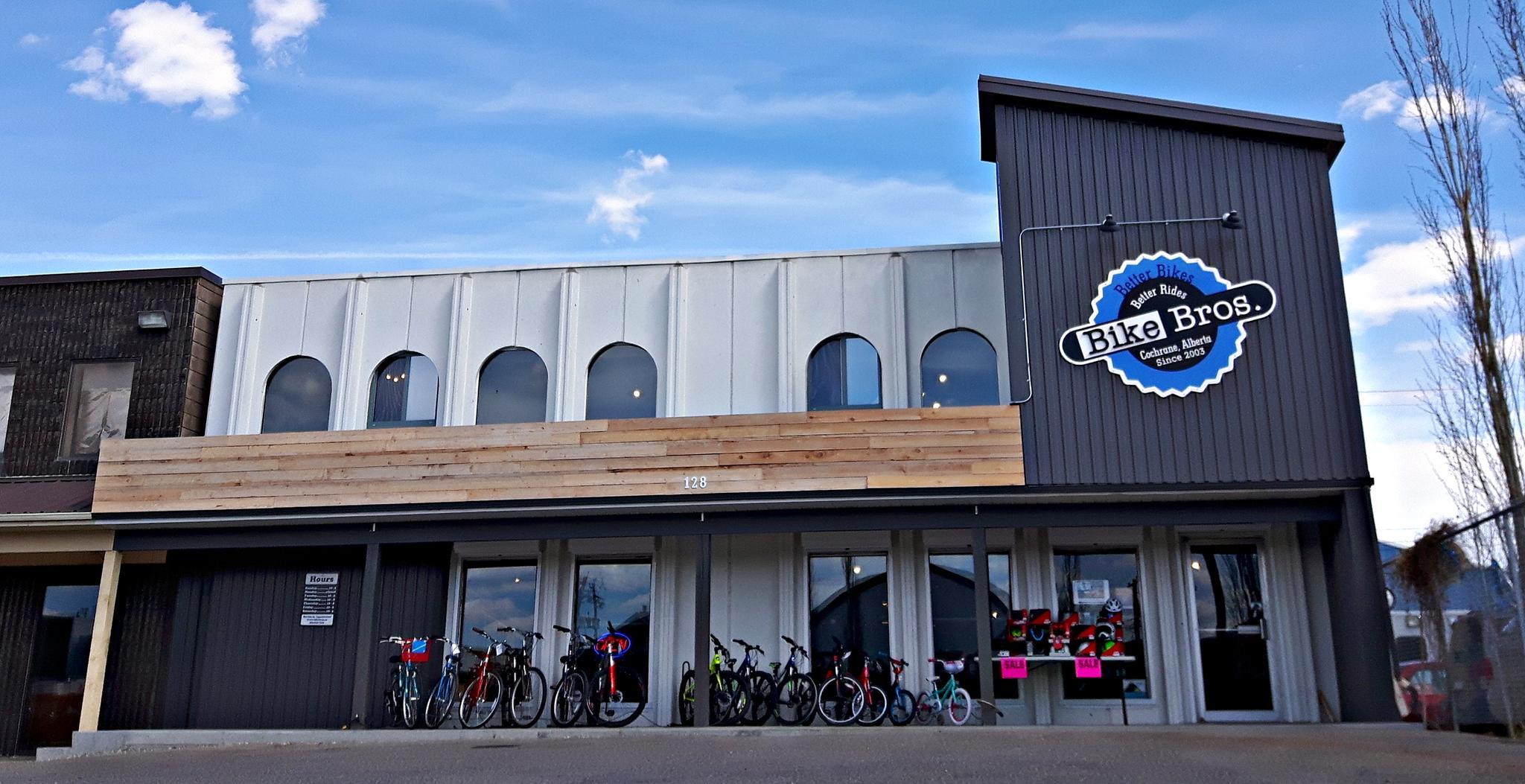 Bike Bros. Cochrane, Alberta. Canada's Best Bike Shops