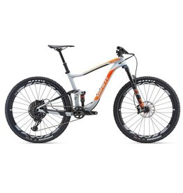 GIANT BICYCLES 2018 Anthem Adv 1 L Gray (Reg price $5199)