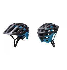 Kali Protectives Interceptor Mat Blk/Blu S/M Kali Helmet