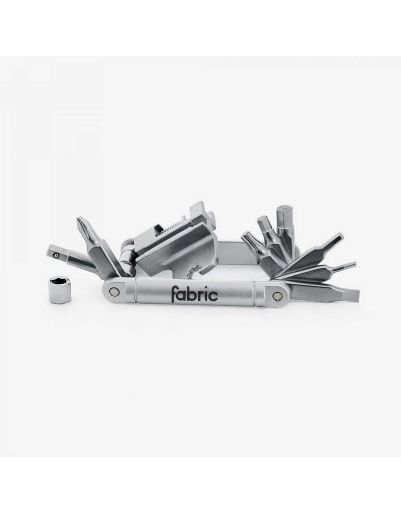 Fabric 16 in 1 Mini Tool SLV