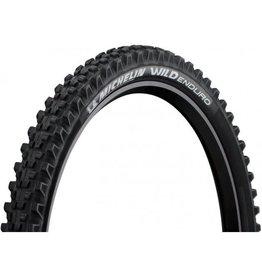 Michelin 27.5x2.4 Michelin Wild Enduro Rear Tire Fold, TR, GUM-X, GravityShield, 60TPI, Black