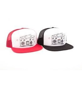 Chromag CHROMAG TRUCKER HAT LOVE BEATS BLACK