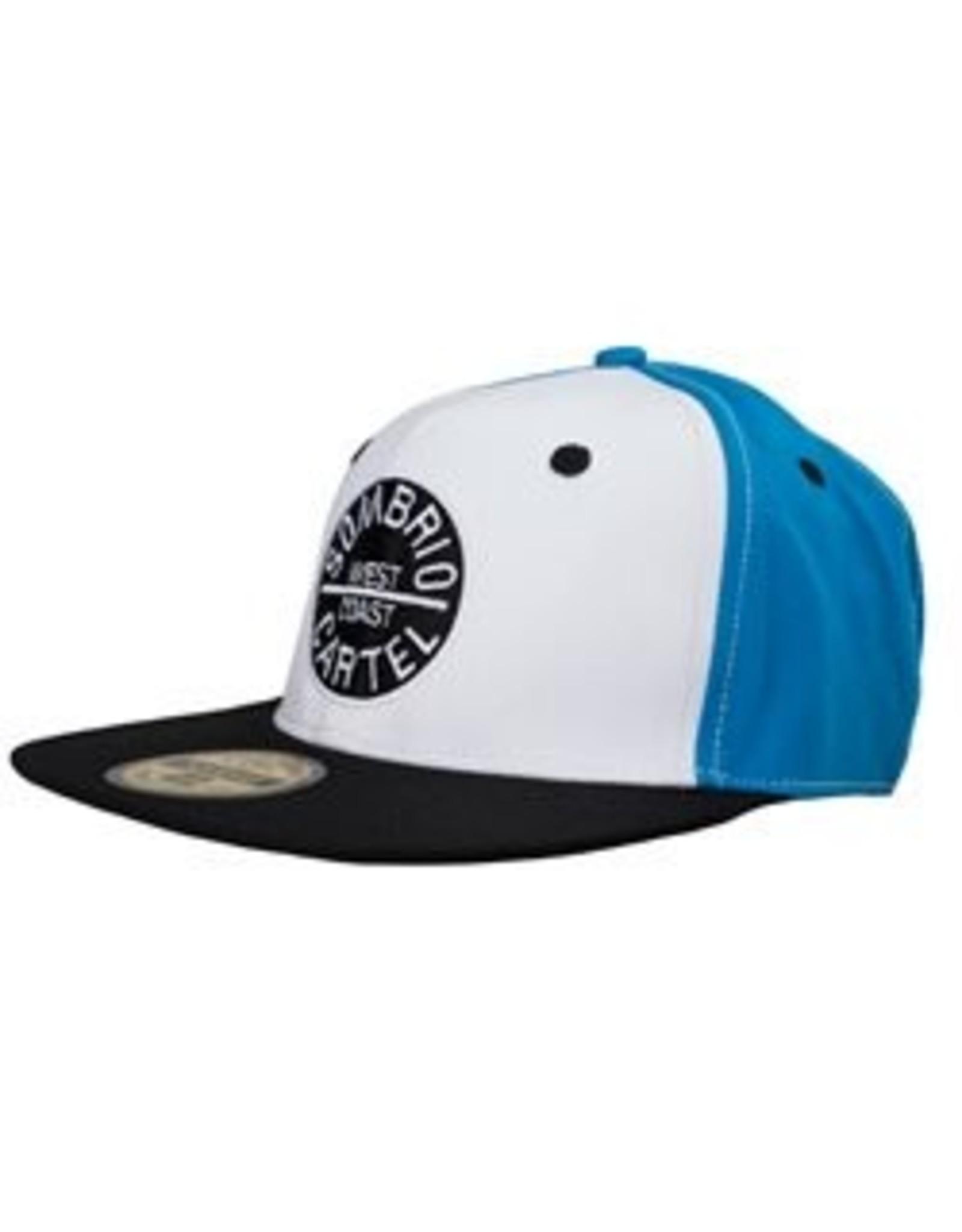 Sombrio Flatbrim Badge Hat Sombrio