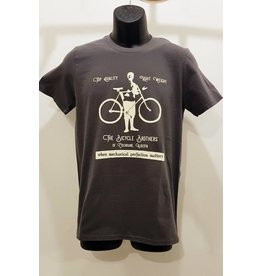Bike Bros. Moostachery T shirt Bike Bros - that one with the dude holding the bike, like the old fashioned looking one... you know the one (Reg. $29.50)