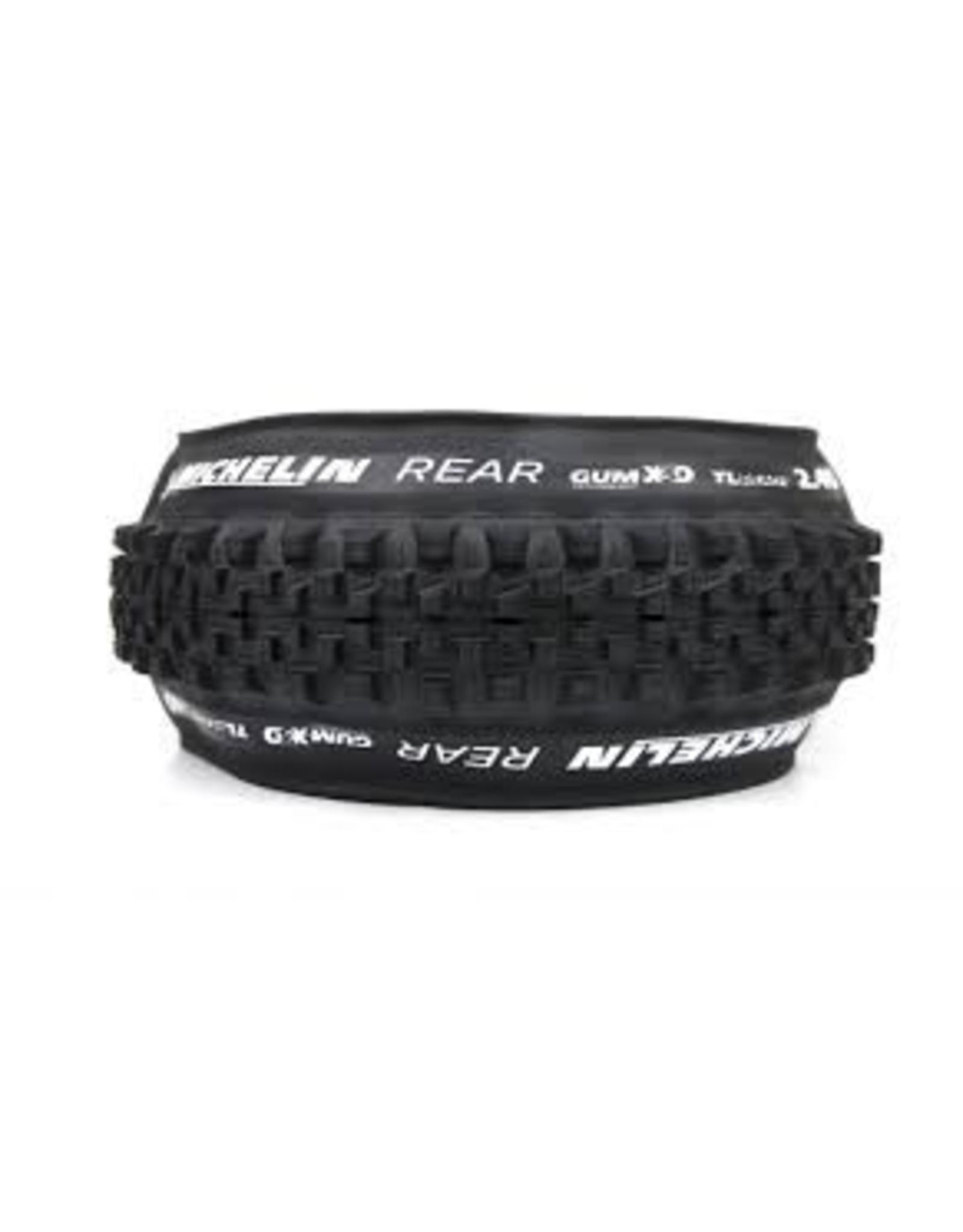 Michelin 29x2.4 Wild Enduro Rear Tire, Fold, GUM-X GravityShield
