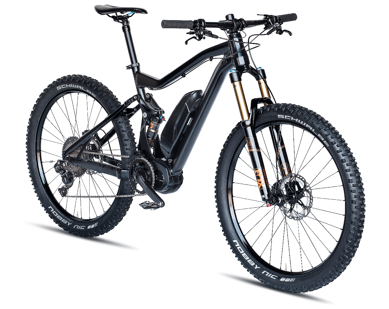 full suspension ebike with shimano steps