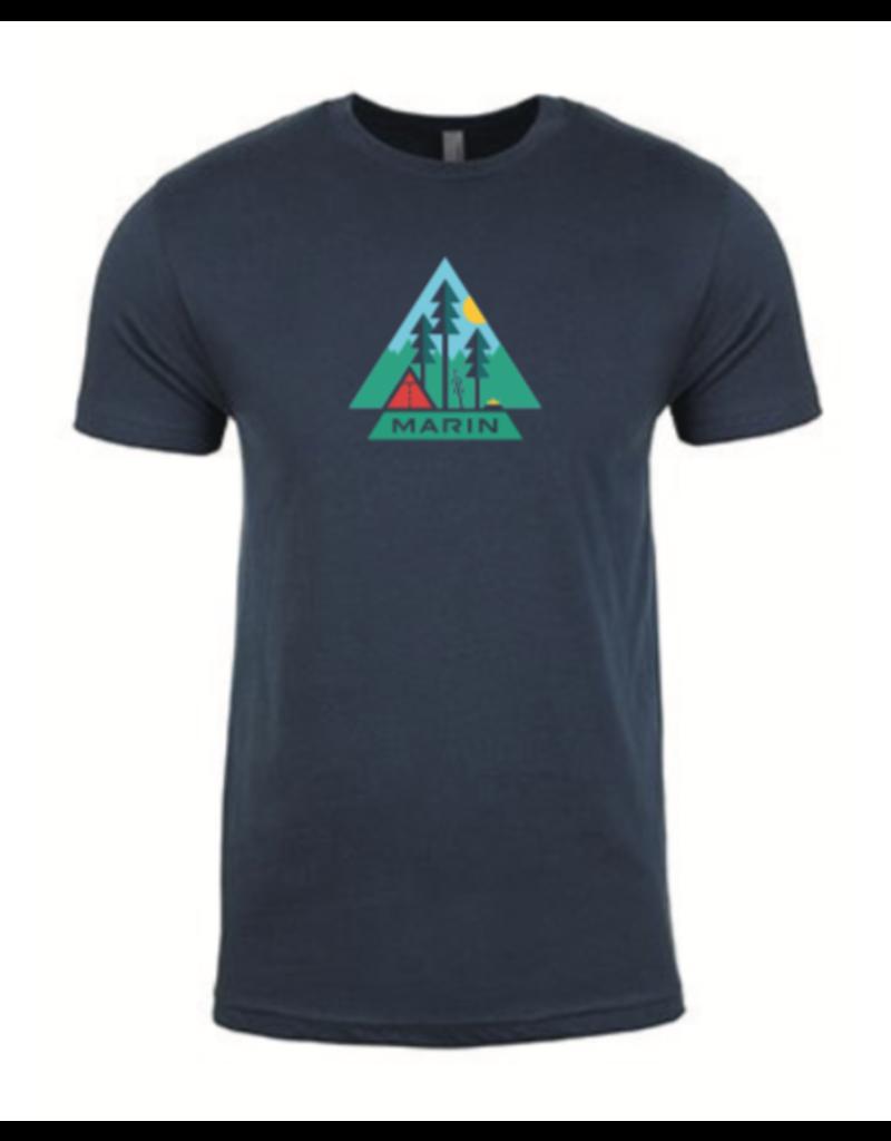 MARIN Women's Camping Tshirt