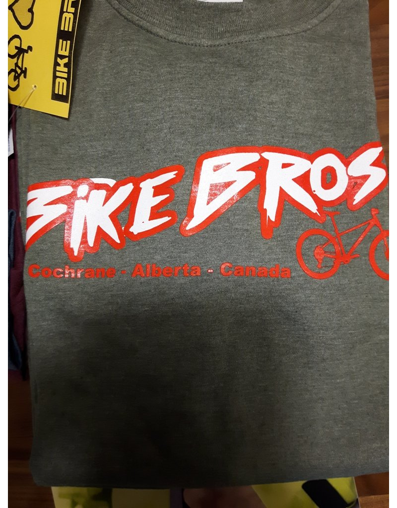 Bike Bros. Bike Bros Rocker T-shirt Youth dark grey heather