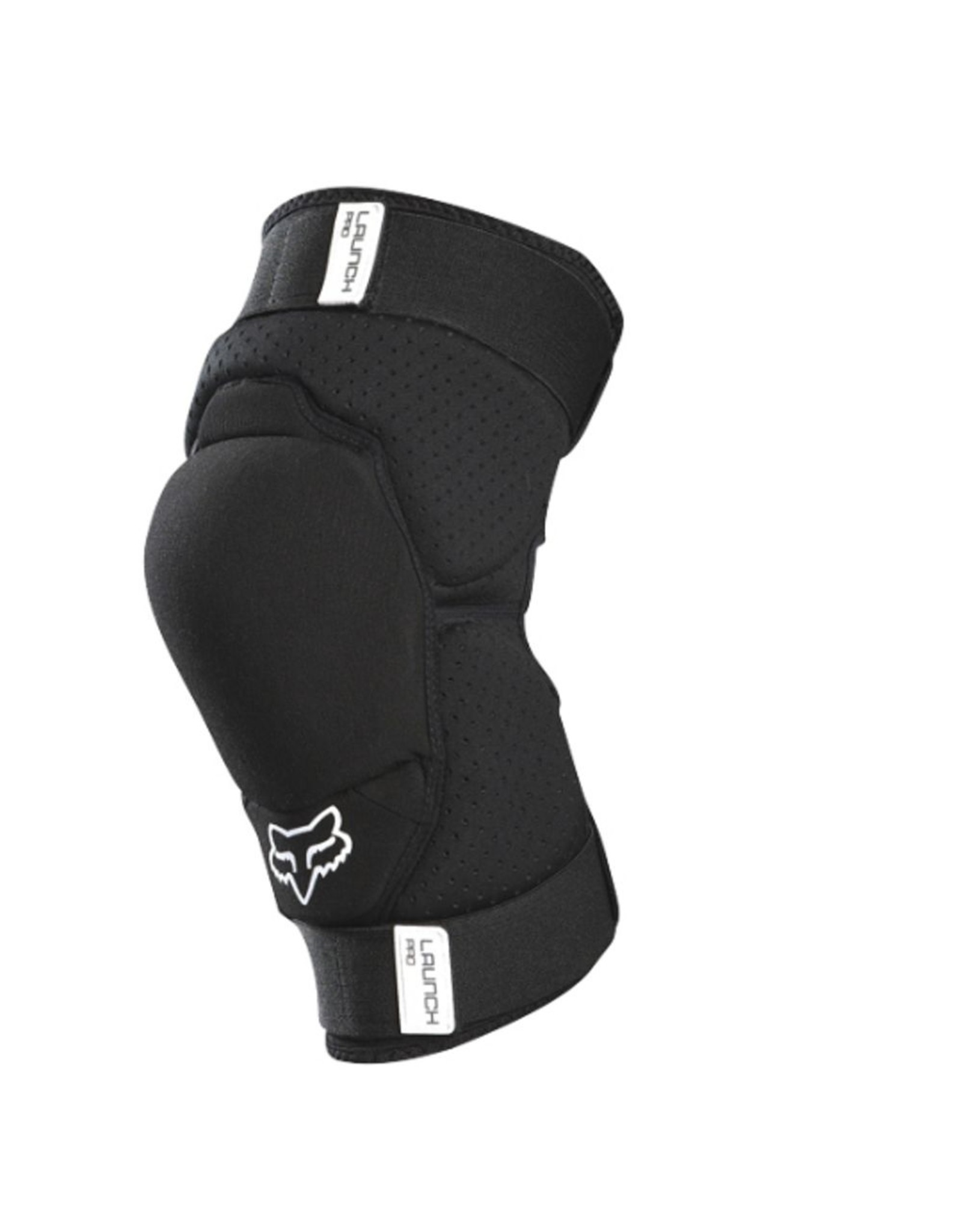 FOX HEAD CLOTHING YOUTH LAUNCH PRO KNEE GUARD BLK OS