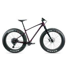 GIANT BICYCLES 2020 Yukon 1 Fat Bike Wine Red