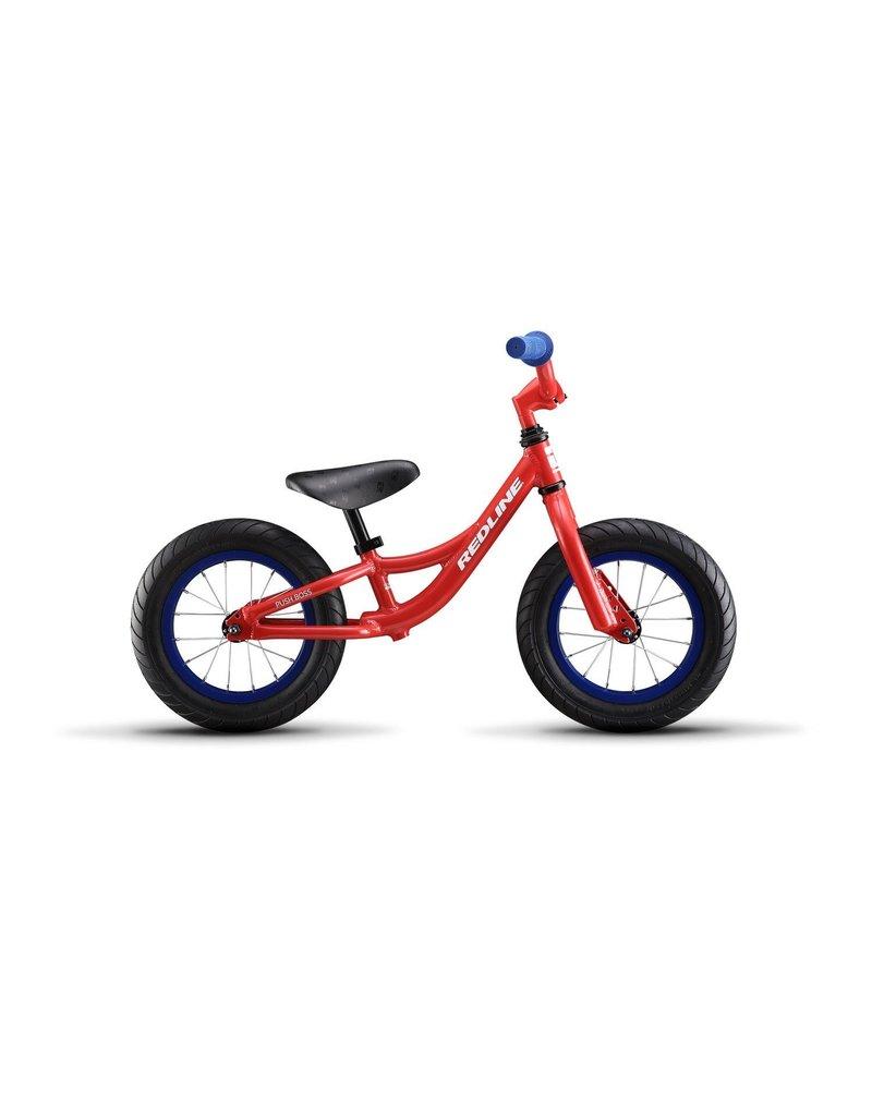 Redline Push Bike - Redline Red