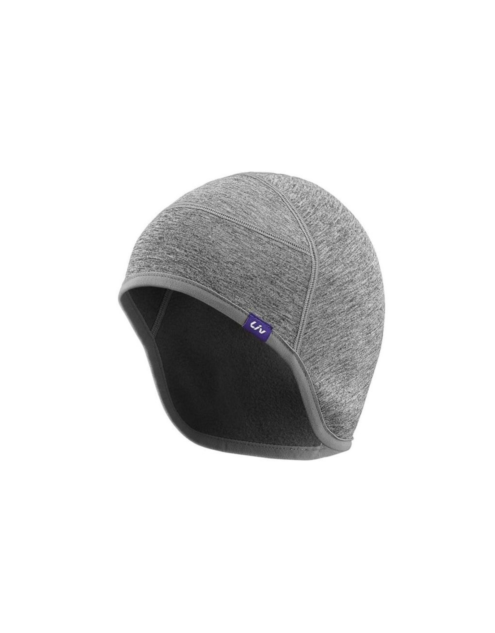 Liv Liv thermtextura skull cap OSFM Heather grey