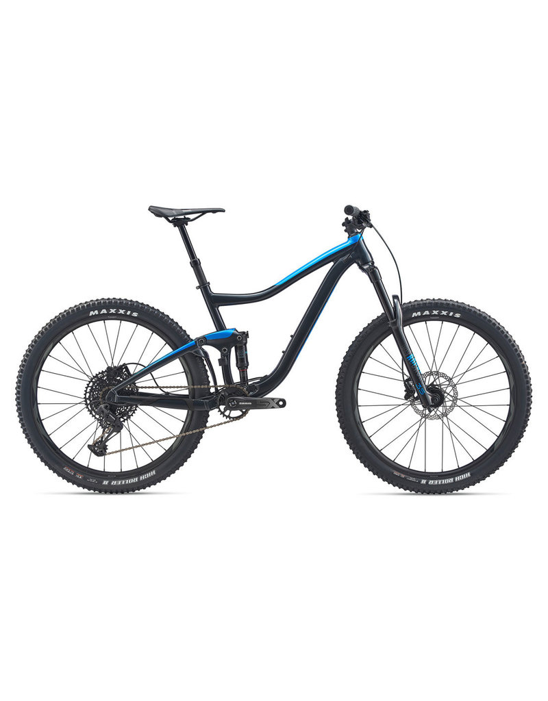 GIANT BICYCLES 2020 Trance 3 Metallic Black
