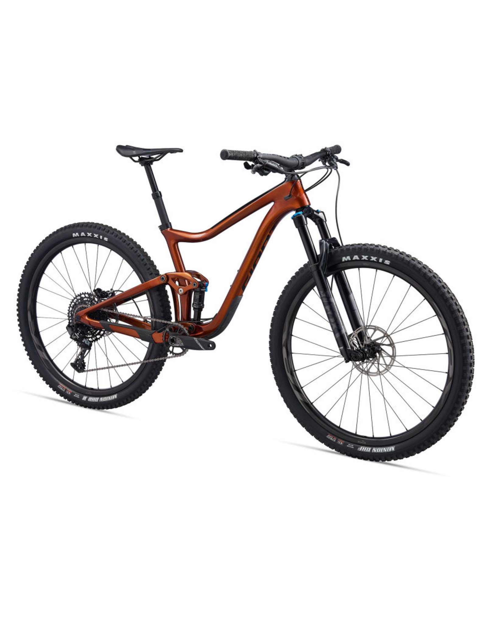 GIANT BICYCLES 2020 Trance Adv Pro 29 2 Copper
