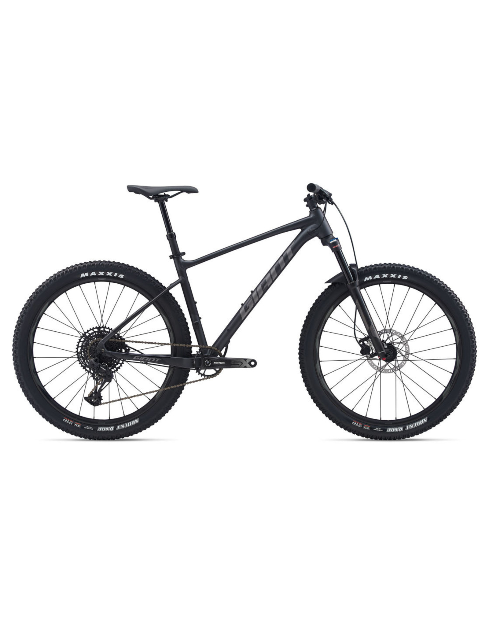 GIANT BICYCLES 2020 Fathom 2 Gunmetal Black