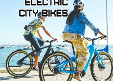 Electric Pavement Bikes