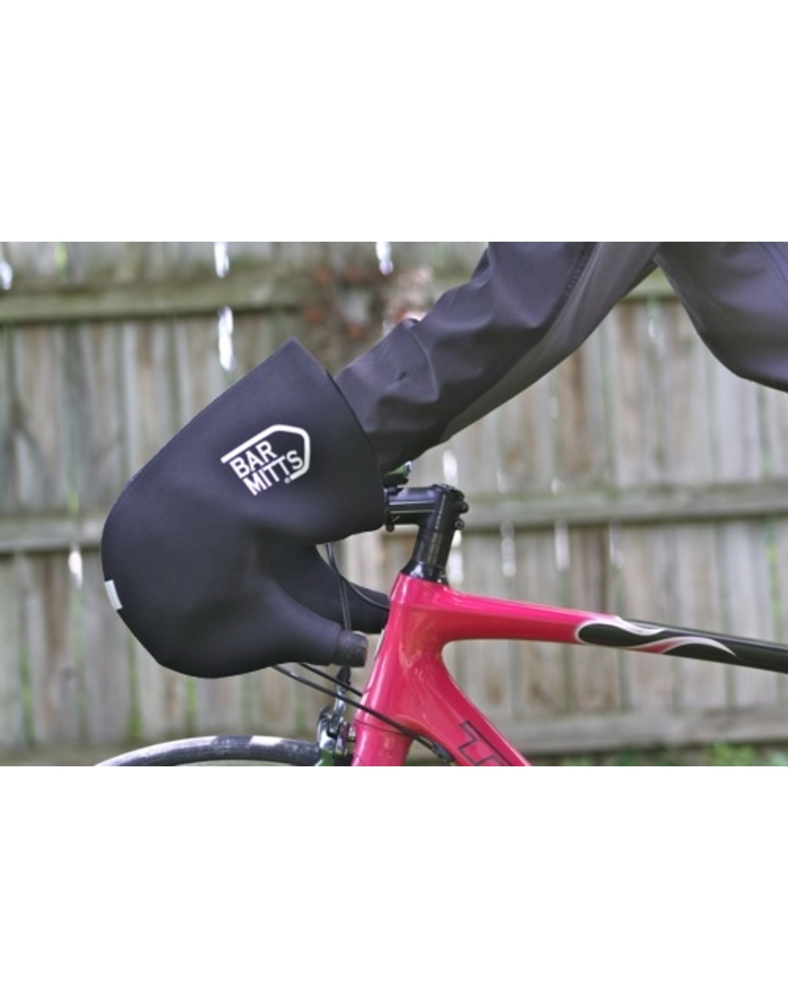 BAR MITTS Bar Mitts Road/Drop Bar with Internal Cable Routing - Large
