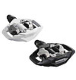 SHIMANO PD-M530 PEDAL, W/O REFLECTOR W/CLEAT, BLACK, IND.