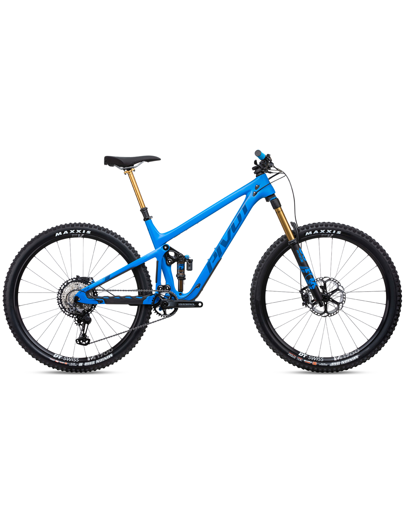 PIVOT 2020 Switchblade 29 Pro XT/XTR 12SP W/ Carbon Wheels