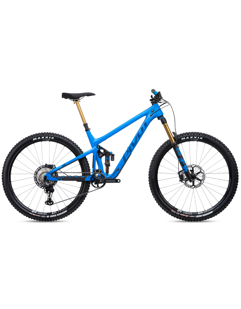 PIVOT 2020 Switchblade 29 Pro XT/XTR 12SP W/ Carbon Wheels