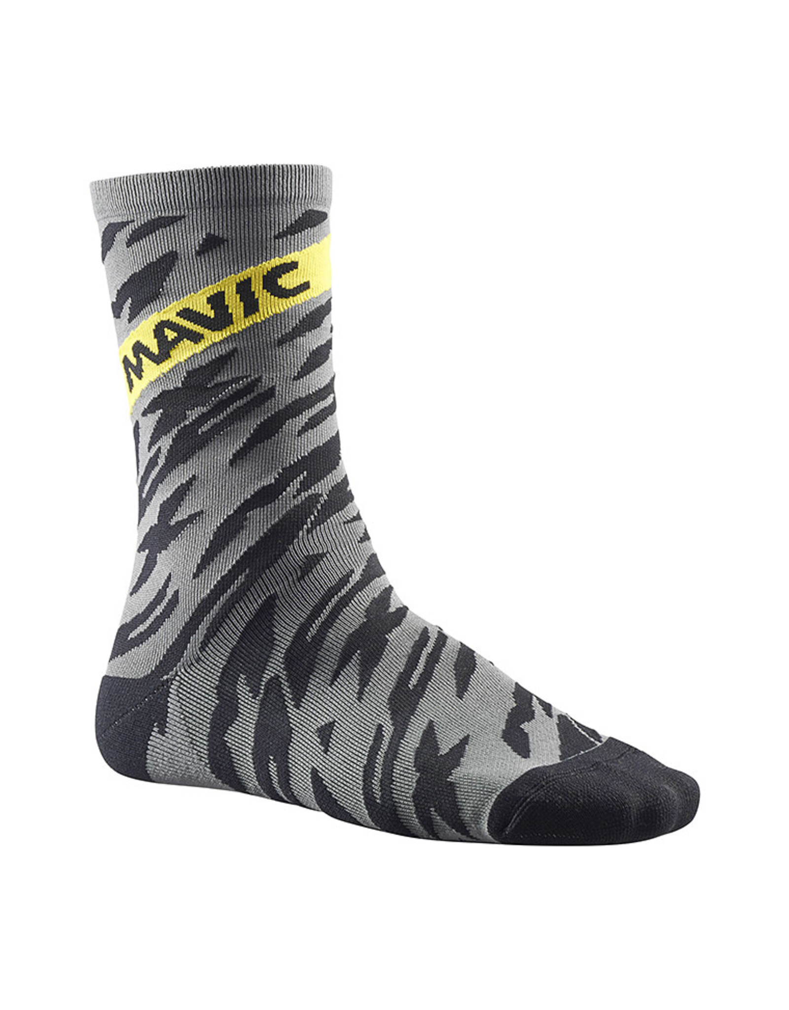 MAVIC Deemax Pro High Sock - Smoked Pearl/Black