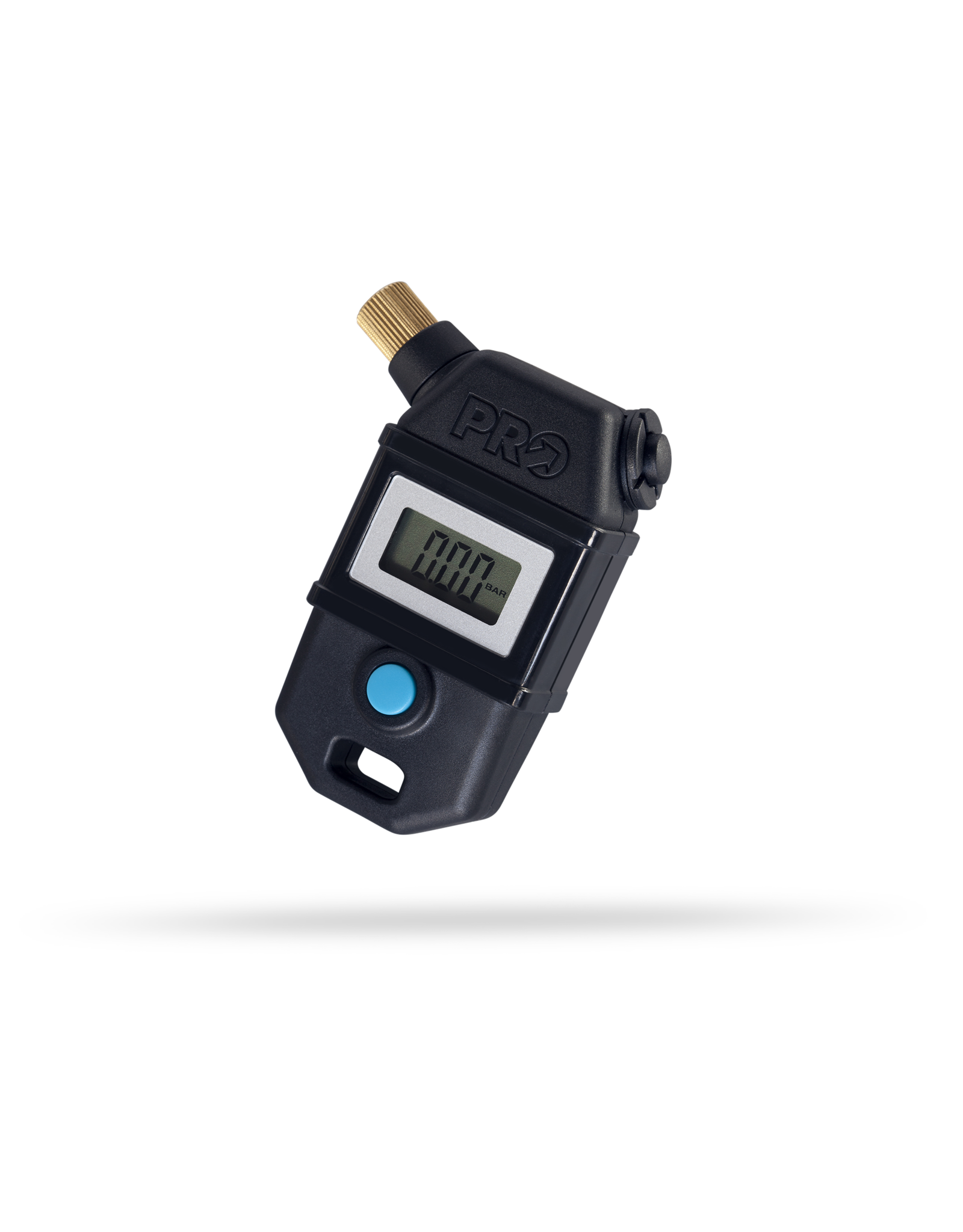SHIMANO Pressure checker digital For presta valves/ Incl. Press