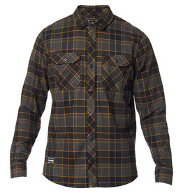 FOX HEAD CLOTHING FOX TRAILDUST 2.0 FLANNEL (Reg price $69.95)