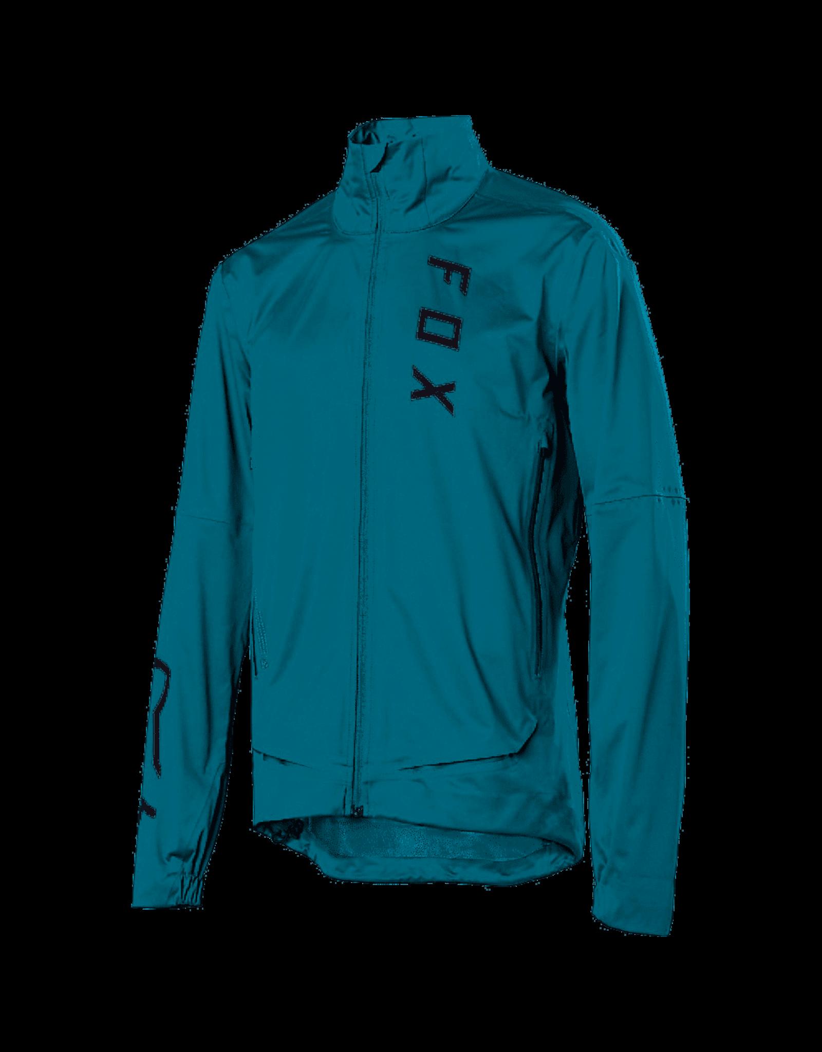 FOX HEAD CLOTHING FOX RANGER 3L WATER JACKET MAUI BLUE (Reg price $229.95)