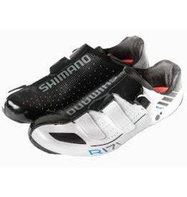 SHIMANO Men's SH-R171 Road Shoe Competition WHITE (Reg price $289.99)