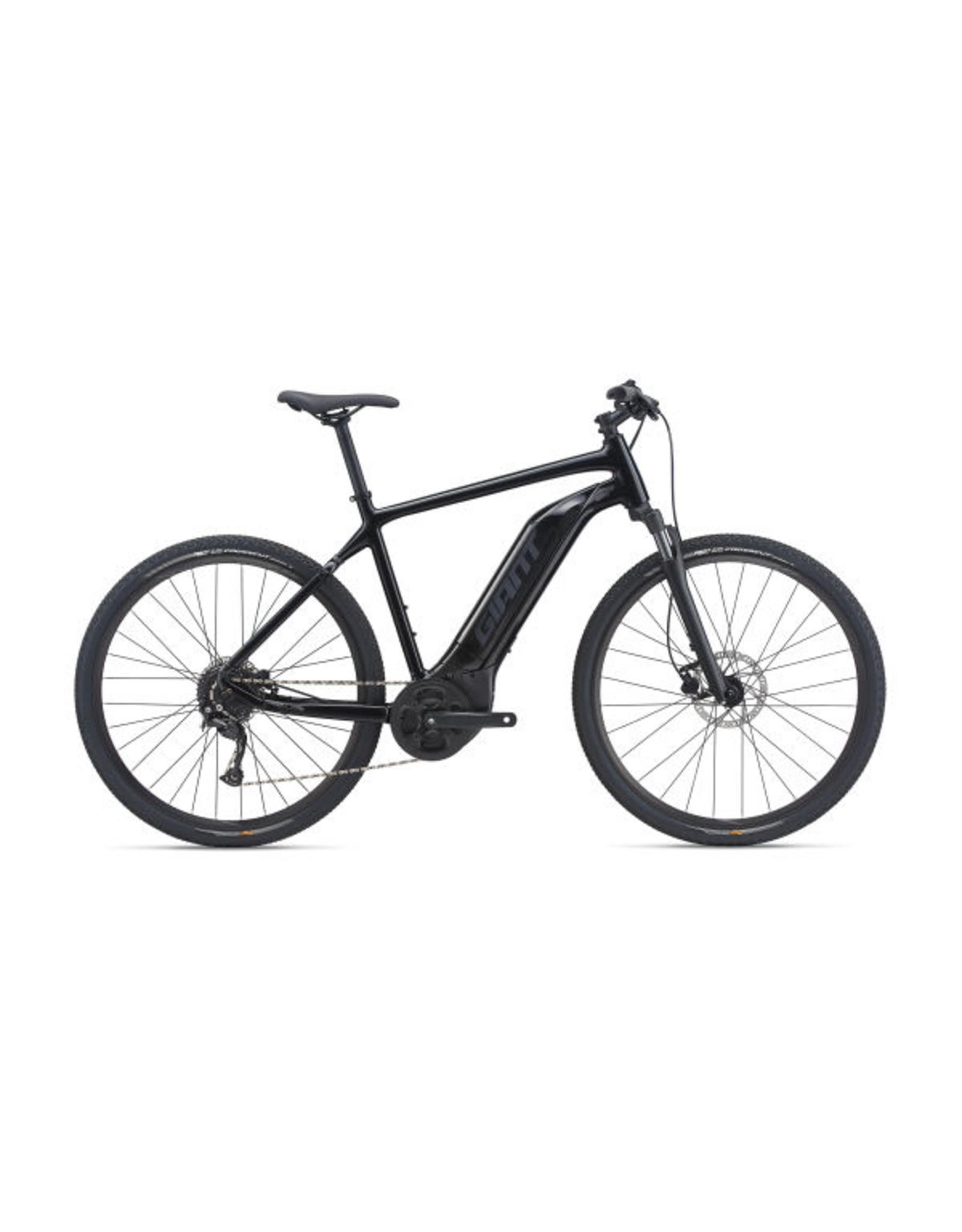 GIANT BICYCLES 2021 Roam E+ Black GTS