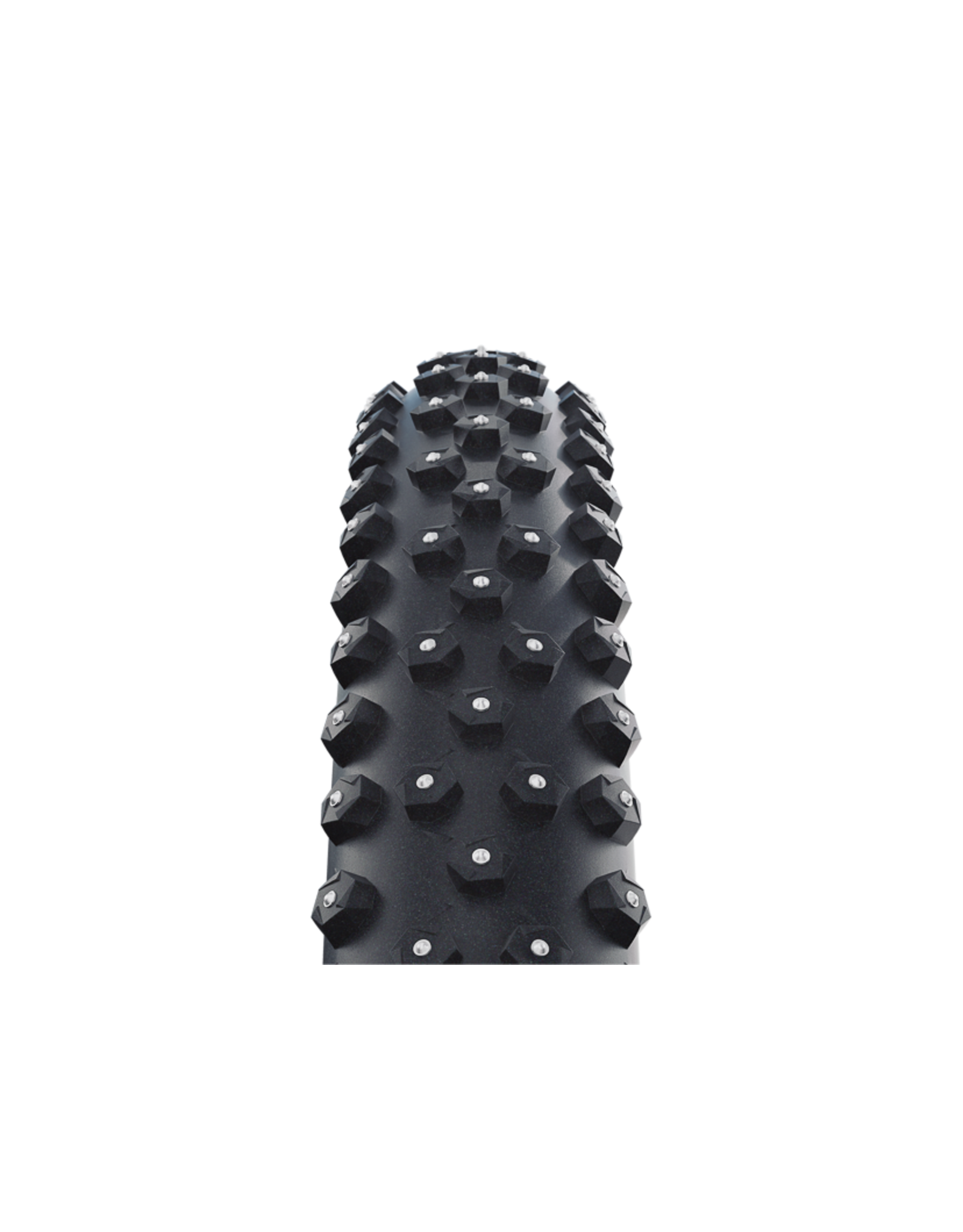 SCHWALBE 27.5x2.25 Ice Spiker Pro, Race Guard, Winter Compound (378 Steel Studs), Wire bead