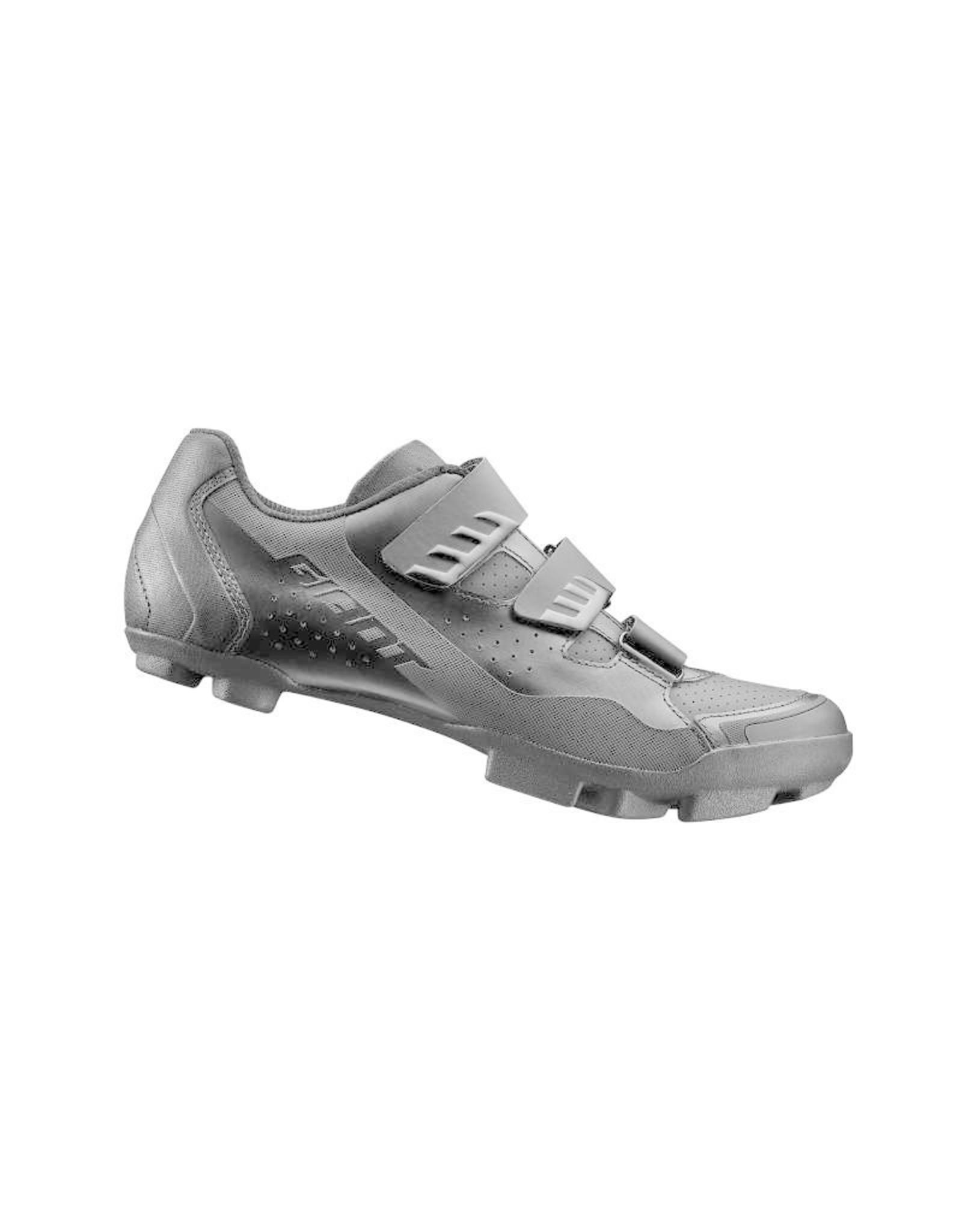 GIANT BICYCLES FLUX Shoe Black/Grey 44 (Reg $129)