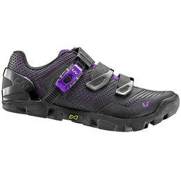 Liv Women's LIV Valora 39 Shoe Black/Purple (Reg $299)