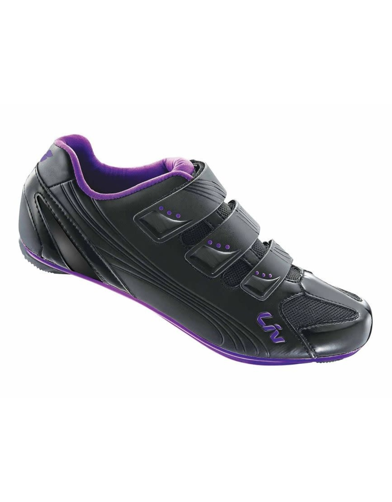Liv Women's LIV REGALO Shoe BLK/PURPLE 38 (Reg $129)